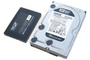 SDD или HDD